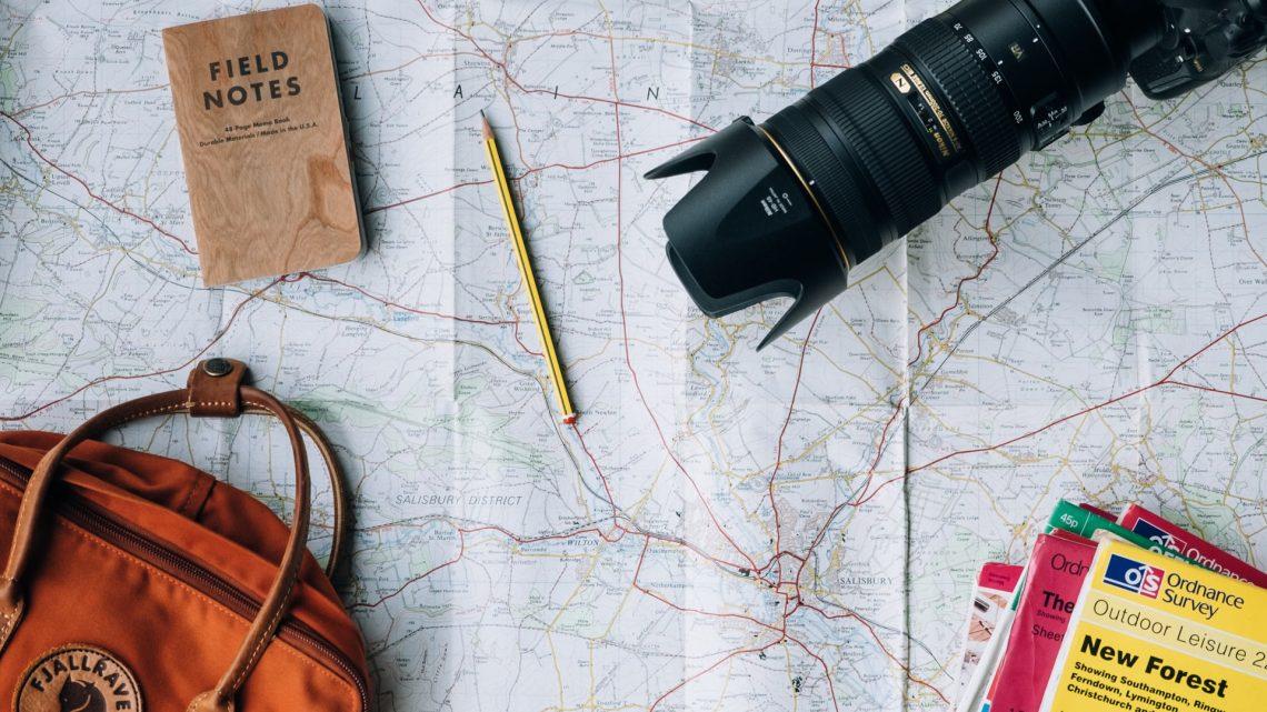 Lav en rejseblog og brug den som undskyldning for at rejse mere