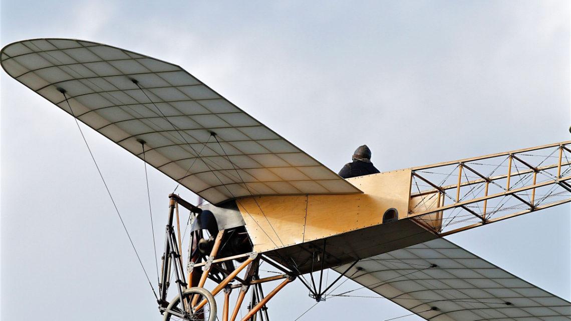 Lidt om flyets historie